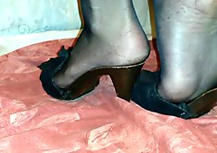 Studio - Feet and Mules 01