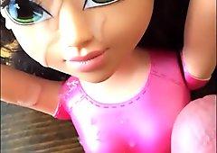Doll Cum Slo Mo Load
