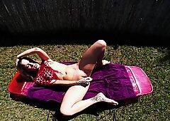 Kelsey sun besó