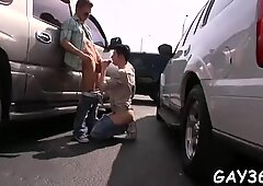Gay fucking xxx scene