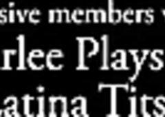 Tampa MILF Charlee Chase Loves Latina Tits