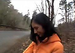 Sex on road
