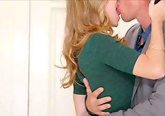 Petite blonde Anya Olsen hottest sex ever with Mick Blue