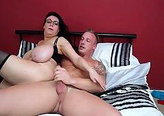 Taboo Sex Increíble Tetona Madre e hijo