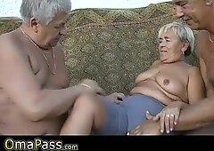 Omapass zwei alte männer ficken sehr alte bbw oma