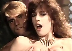 Kristara Barrington Susan Berlin Bunny Bleu in vintage sex clip