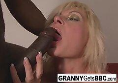Blond reif bekommt arsch mit bbc gefüllt!