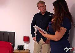 AGEDlove Hardcore-Sex steigt das Ergebnis