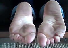Dirty soles joi