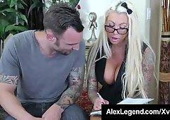 Gordas Verga Alex Legend Face Fucks Big Tetas Bebes Lolly Tinta!