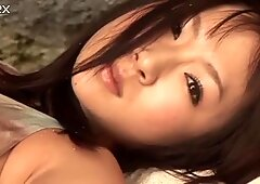 Zealous black haired chick Hitomi Aizawa is a horny lesbian