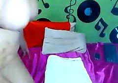 Fett Webcam Schlampe