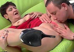 74 años abuelitas sexo por su toyboy