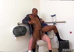 Gay porn hot ass licking The HR meeting