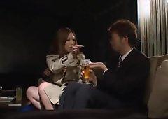 Ai Sayama Asian model has cute sex part5