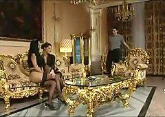 Erika Fire, Eve Angel, Nikita Rush Foursome
