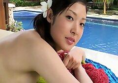 Saki Koto - Massage Beautiful and Sexy Girl