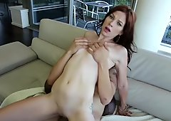 Chloe Love gets screwed and creampied