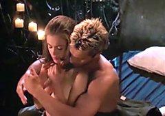 Alyssa Milano Nude Boobs In Poison Ivy 2 Movie