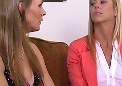 Lesbian matures Tanya Tate and Alexis Fawx