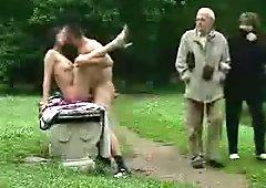 Extreme Public sex