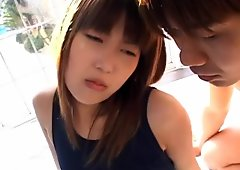 Momoko gets vibrator and is drilled