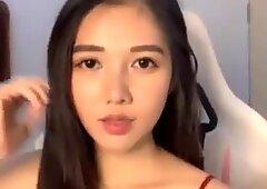 (Dream) BIGO LIVE Thailand - Red satin nightgown part 1